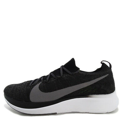 innovative design a8285 78a52 Nike Zoom Fly Flyknit  AR4561-001  Men Running Shoes Black Gunsmoke