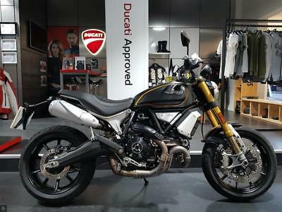 Ducati Scrambler 1100 Sport 0% Now Available! Please Read Description