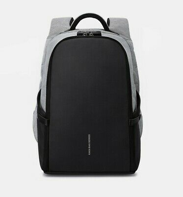 KAKA 15.6inch Laptop Backpack Male Business Anti theft for Men Travel Business