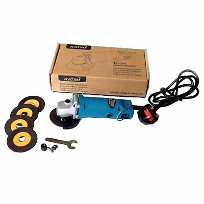 "Katsu Art Mini Electric Angle Grinder 3"" 75MM 280W Hobby Special Narrow Places"
