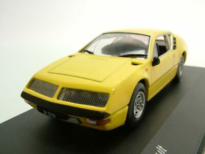 Alpine Renault A310 1600 1972 gelb, Modellauto 1:43 / Whitebox