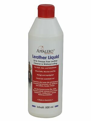 Appalero Western Care Leather Liquid, Oil / Grease Free Cleaner  (51,80 EUR/l)