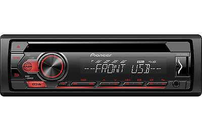 Pioneer DEH-S1100UB 1-DIN Car Stereo CD Player Receiver with Aux USB