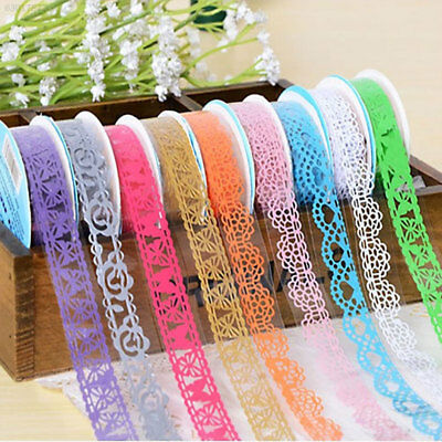 09BE Photo Sticky DIY GSS Washi Tape Decorative Tape Transparent Cute Craft
