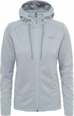 THE NORTH FACE TNF Tech Mezzaluna T93BRODYX Fleece Veste à Capuche pour Femme
