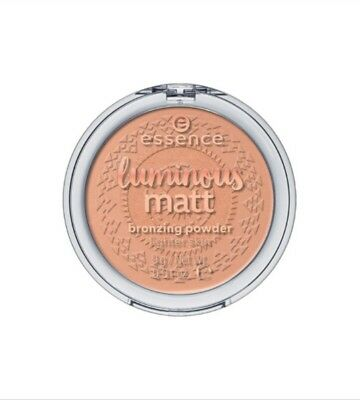 ESSENCE COSMETICS Luminous Matt Bronzing Powder 9 g - 01 SUNSHINE
