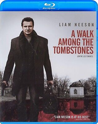 A Walk Among The Tombstones (Liam Neeson) *New Blu-Ray*