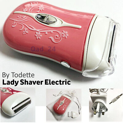 Lady Shaver Women Electric Washable Wireless Rechargeable Mini Razor Dry Trimmer