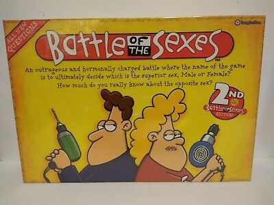 battle of sexes board game