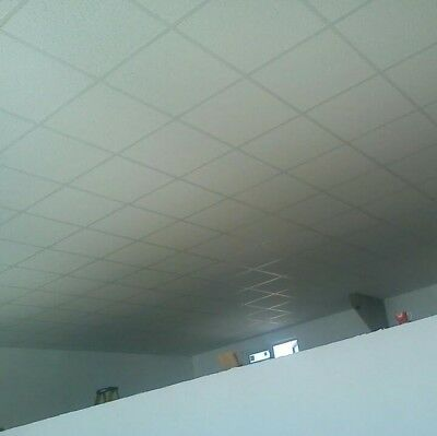 Suspended Ceilings Supplied And Installed Nationwide From Only £8.00 Per Sq Mtr