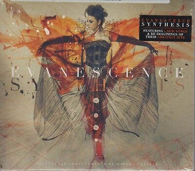 NEW - Evanescence CD Synthesis FEATURING 2 NEW SONGS SHIPS NOW !