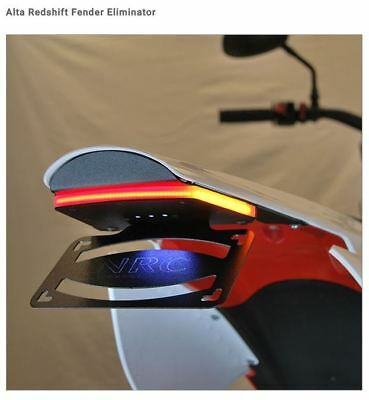 Alta Redshift Motorcycle  Fender Eliminator  NRC NEW RAGE CYCLES