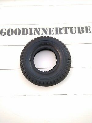 2.50 - 4 TYRE for trolleys, 250 - 4 NEW TYRE WITH INNER TUBE