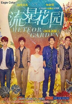 Meteor Garden 流星花園 2018 TV Series (5DVDs) High Quality -  Good English Subtitles