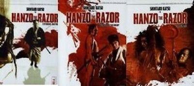 Hanzo The Razor Sword Of Justice + Who S Got Gold + le Snare-Complete Ensemble