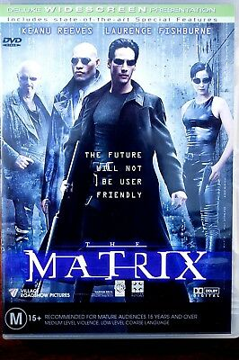 The Matrix  -  DVD, VG