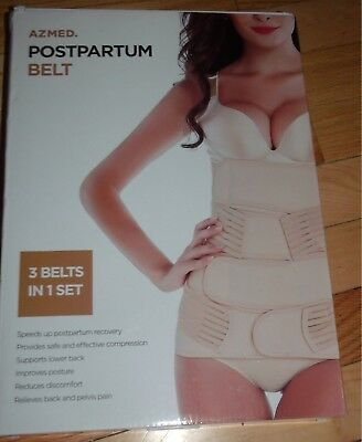 Azmed Postpartum 3 In 1 Belt