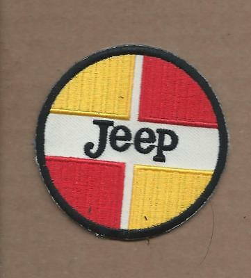 New 3 Inch Dodge Jeep Iron On Patch Free Shipping