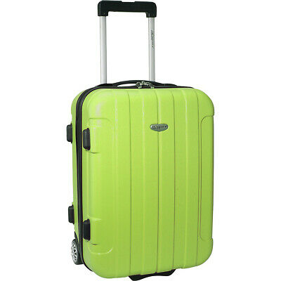 Traveler's Choice Rome 20 in. Hardside Rolling Carry-On Hardside Carry-On NEW