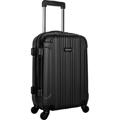 "Kenneth Cole Reaction Out of Bounds 20"" Spinner Hardside Carry-On NEW"