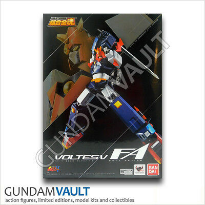 NEW Soul of Chogokin GX-79 Voltes V FA Full Action Action Figure Bandai