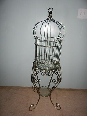 Home Interior Bird Cage And Stand Something Special