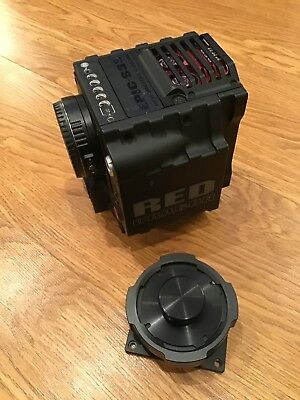 Red Epic Dragon X 6K Camera Brain Only W/canon & Pl Mount!!! - Low Hours