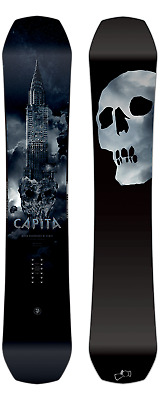 Capita the black snowboard of death 159 all mountain 2019 new snowboard