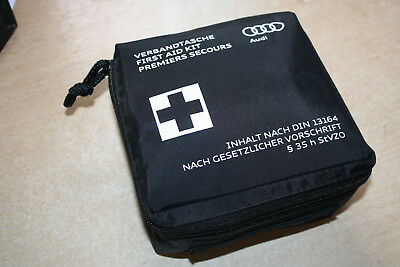 Genuine Audi Car First Aid Kit - New