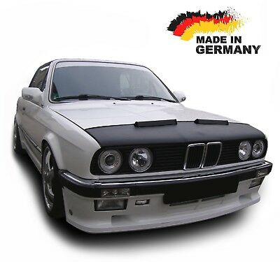 Hood Bra BMW E30 Car Bonnet Mask Cover Front End Stone protection NEW