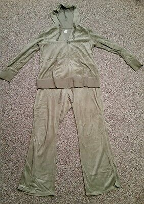 Old Navy Velour 2 Piece Maternity Outfit size Large