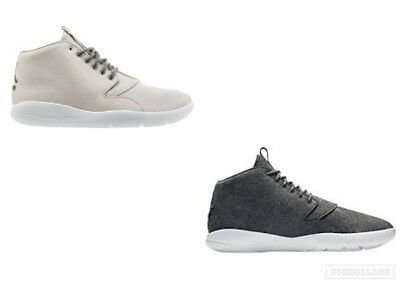 watch e51cb 1cd9e Nike Air Jordan Eclipse Chukka Cream 881453 005 Charcoal 881453 006 Trainers