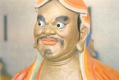 China An Arhat Statue