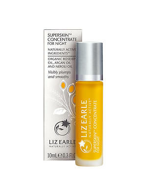 Liz Earle superskin concenrate for night 10ml e0.3FL.Oz - BNIB
