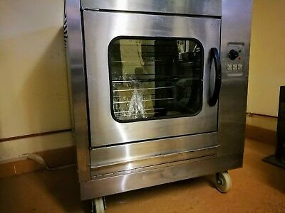 Electric Vertical Rotisserie Commercial Oven (NEW)