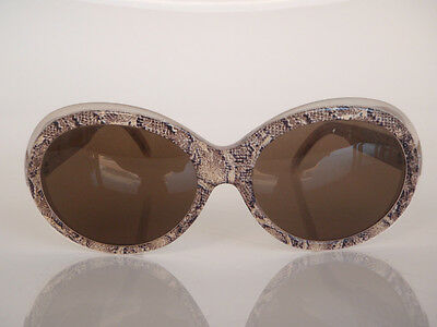Cutler and Gross RUNWAY Vintage Sunglasses  0457 HAND MADE col.SN