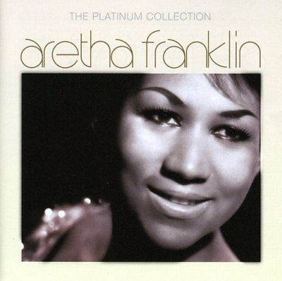 Aretha Franklin - Platinum Collection - Best Of / Greatest Hits - CD Neu & OVP