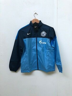FC Zenit Saint Petersburg Nike Kid's Club Jacket - Various Sizes - Blue - New