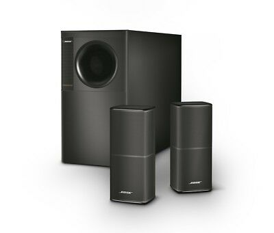 Bose Acoustimass 5 Series V Stereo Speaker System - Factory Renewed