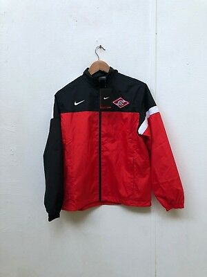 FC Spartak Moscow Nike Kid's Club Track Jacket - Various Sizes - Red - New
