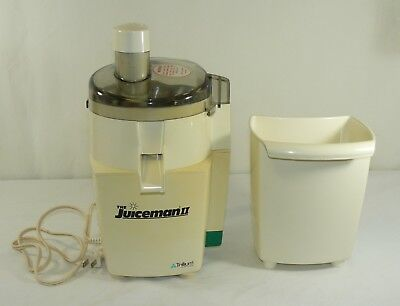Juiceman Juicer Automatic Juice Extractor New In Opened Box