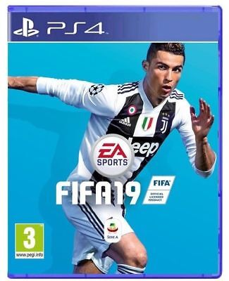 Fifa 19 Ps4 2019 Playstation 4 Italiano Ita Nuovo Gioco Calcio Play Station