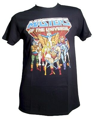 "Masters of the Universe Herren T-Shirt ""Classic Characters"" (Größe S - XXL)"
