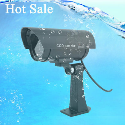MR-AC-11B Universal Home Indoor Outdoor Waterproof High Simulation Camera QR