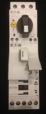 Eaton Xtpr010Bc1 Starter + Xtce007B10 Contactor+ Xtpaxfa11 Aux Contact + Oxm12Dm