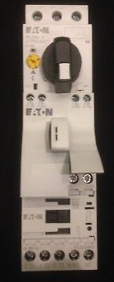 Eaton Xtpr010Bc1 Starter + Xtce009B10 Contactor+ Xtpaxfa11 Aux Contact + Oxm12Dm