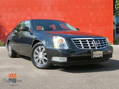 2008 Cadillac DTS 4dr Sdn w/1SB 2008 Cadillac DTS Sedan Luxury Pack, Northstar V8, Navigation, Sunroof, 1 Owner
