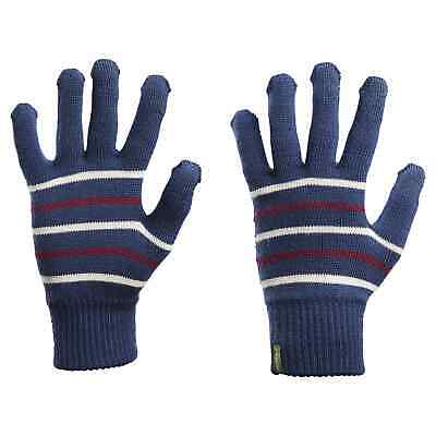Kathmandu Men's Women's Close Fitting Warm Winter Merino Wool Gloves v2