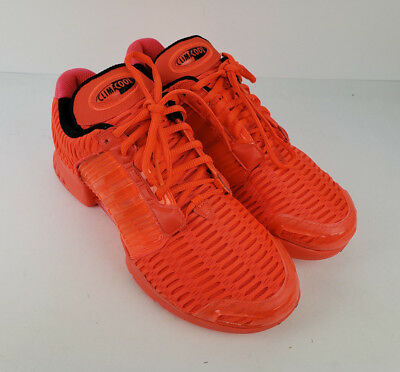 best service 80f70 18119 ADIDAS MENS ORIGINALS CLIMA COOL 1 SOLAR RED Sz10 WITH ...