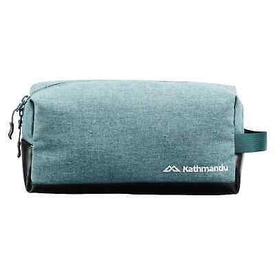 Kathmandu Kit Mono Travel Camping Toiletry Wash Bag Water Repellent Base